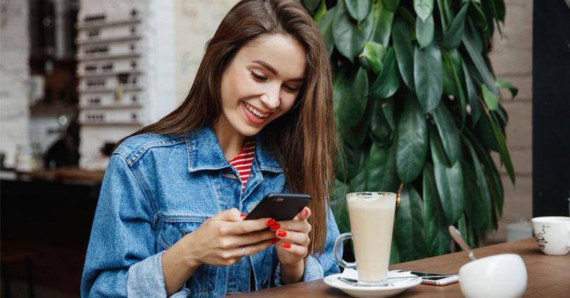 Senden einer e-mail an ein mädchen online-dating