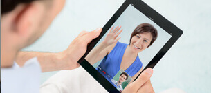 Warum Video-Chat viel besser als Bilder ist